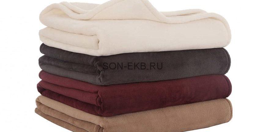 Виды шерстяных одеял